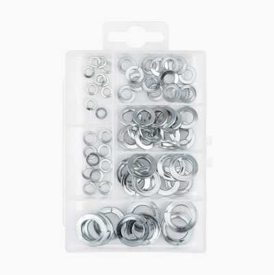 ASSORTMENTBOX 66 PCS WASHER