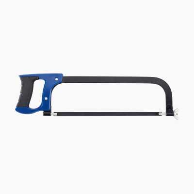 FLAT STEEL HACKSAW FRAME BLUE
