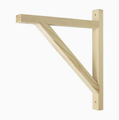 WOODEN BRACKET 300X250MM