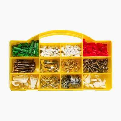 HOOK AND FIX SET 335PCS