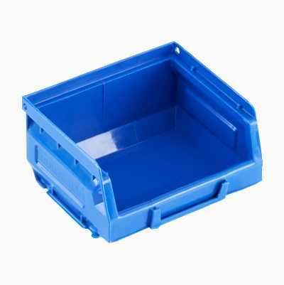 PLASTIC BIN 130X115X65MM