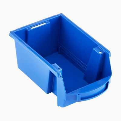 PLASTIC BIN 160X115X77MM