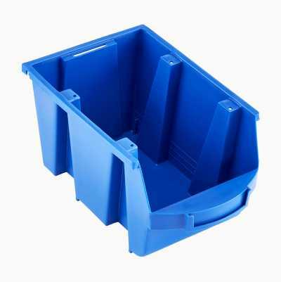 PLASTIC BIN 240X160X130MM