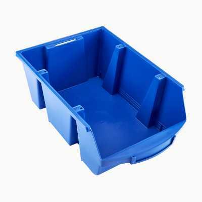 PLASTIC BIN 350X220X170MM