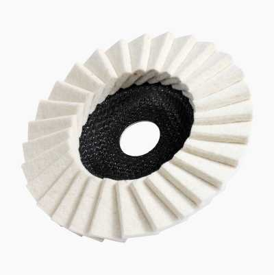 FLAP DISC - FINPOLERING 125 MM