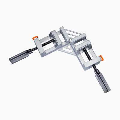 AL QUICK ACT CORNER CLAMP 90°
