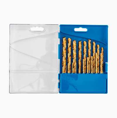DRILL SET 19 PCS SUPER FASTER