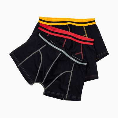 BOXER BRIEFS 3-PACK M