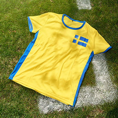 WC T-SHIRT SWEDEN S