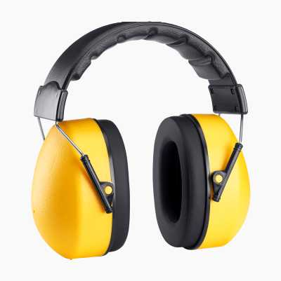 EAR MUFF YELLOW EP 157 U