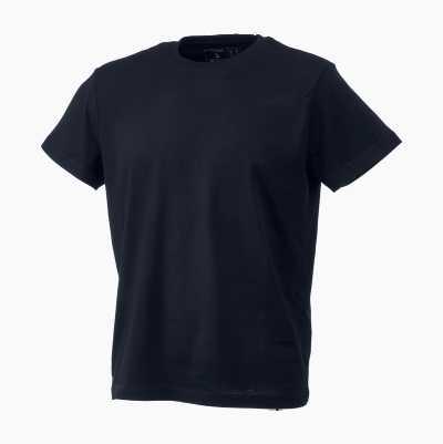 T-SHIRT COMBED BLACK XL