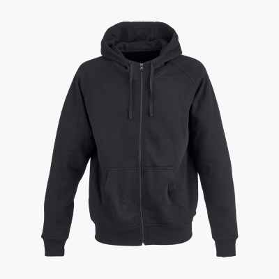 HOODJACKET BLACK MEDIUM