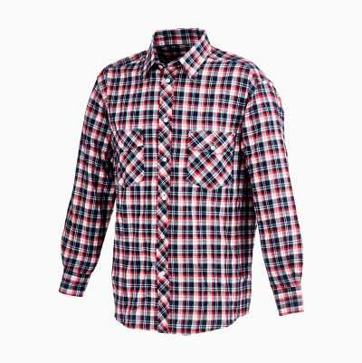 SHIRT RED MEDIUM