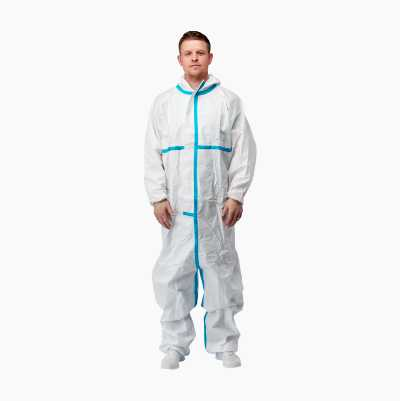LIGHT PROTECTIVE COVERALL XL