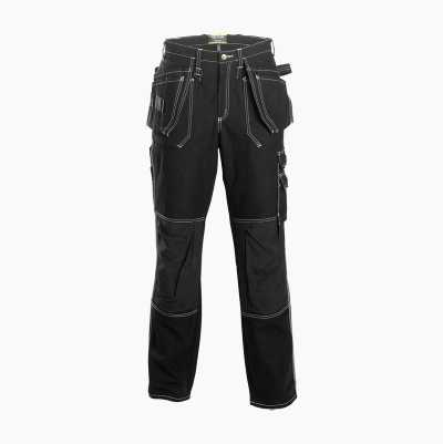 WORKPANTS BLACK C48
