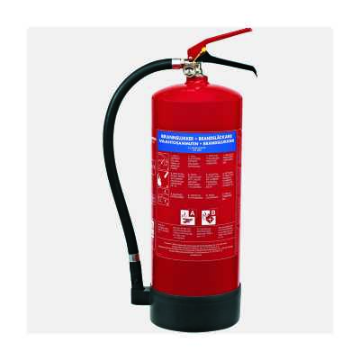 FIRE EXTINGGUISHER DK. FOAM 6