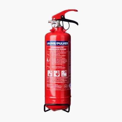 FIRE EXTINGGUISHER POWDER 1 KG