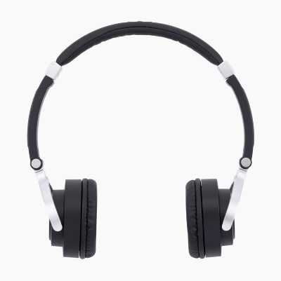 HEADPHONE DJ BLACK