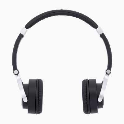 HEADPHONE DJ BLACK