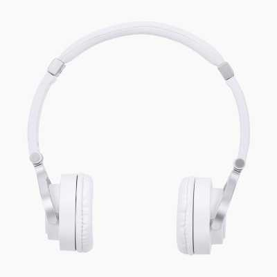 HEADPHONE DJ WHITE