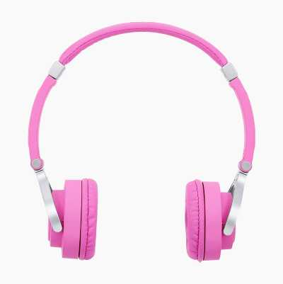 HEADPHONE DJ PINK