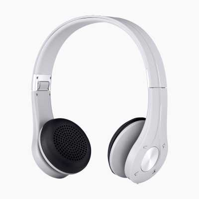 BLUETOOTH HEADSET F3 SILVER