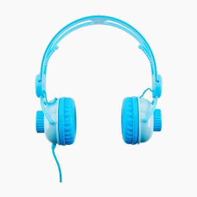 KIDS HEADPHONE MAX 85DB BLUE