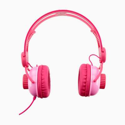 KIDS HEADPHONE MAX 85DB PINK