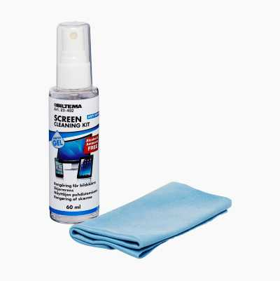 SCREEN CLEAN GEL KIT 60ML