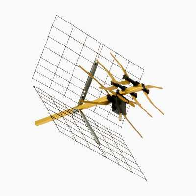 UHF ACTIVE 15 ELEMENTS