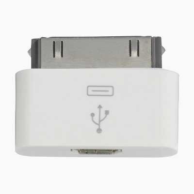 MICRO USB ADAPTER TIL IPHONE/I