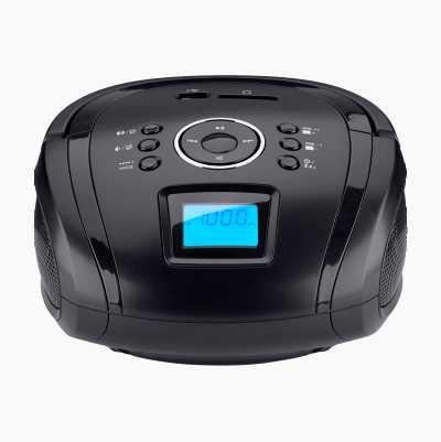 Radio med MP3/USB/SD