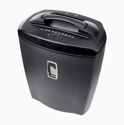 PAPER SHREDDER CROSSCUT 21L