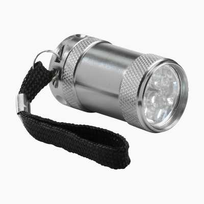 FLASHLIGHT SMALL METAL