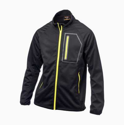 SOFTSHELLJACKET BLACK S