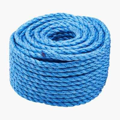 TARPROPE PP 6MMX100M BLUE