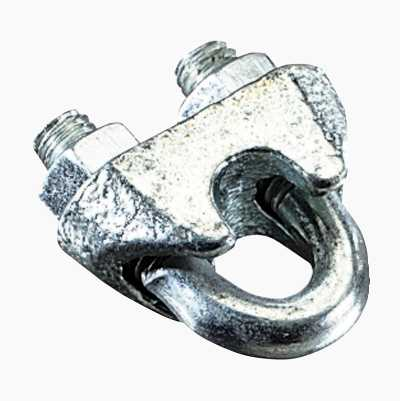 WIRE ROPE CLIPS SS 6.5MM