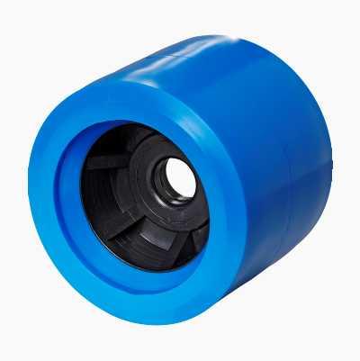 WOBBLE ROLLER BLUE