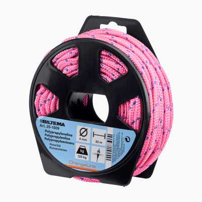 PP ROPE PINK/BLUE 4MMX30M