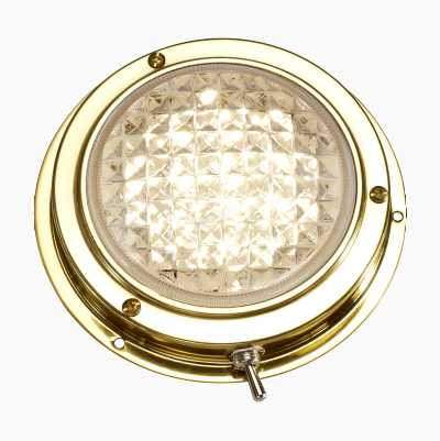 BRASSLAMP 12V LED