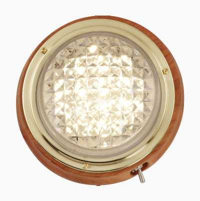 TEAKLAMP 12V LED