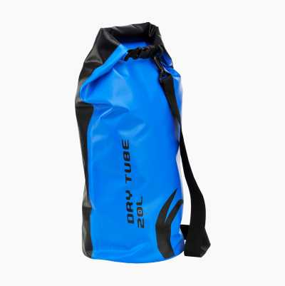 DRY BAG 20L BLUE/BLACK