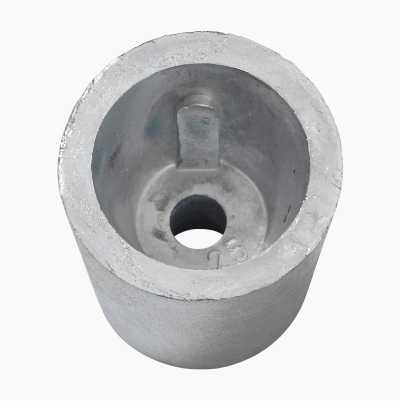 CONICAL ZINC ANOD 35MM