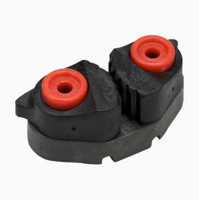 CLAM CLEAT 4-10MM