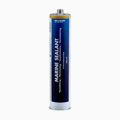 MARINE SEALANT WHITE PU 310ML
