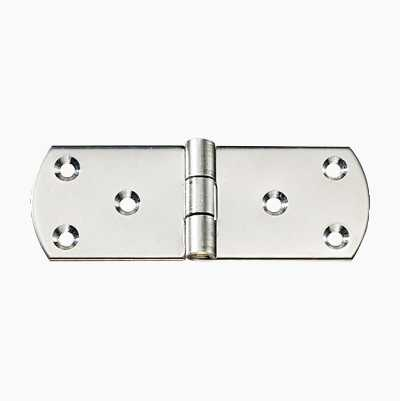 SS HINGE 85X30MM 2PACK