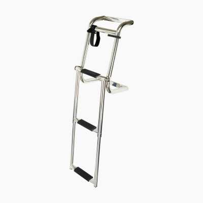 TELESCOPIC LADDER 4 STEPS