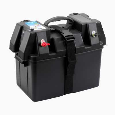 BATTERY BOX WITH ELECTRONIC