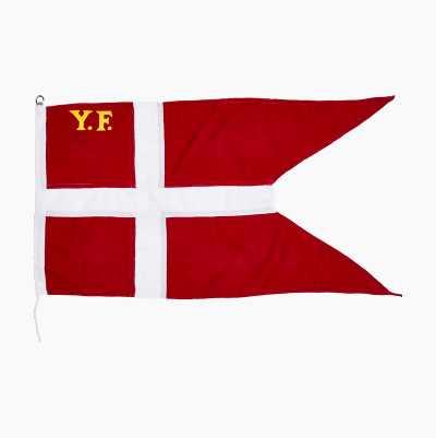 DANISH YF FLAG 80X42CM