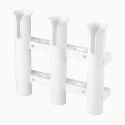 FISH ROD HOLDER 3 RODS PLASTIC